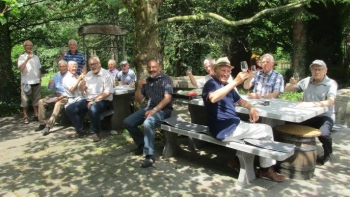 Turnveteranen in Endingen